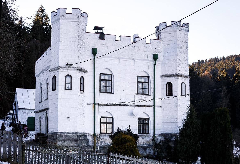 Život na zámku