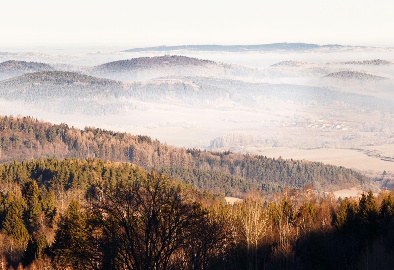 Šumava - Záluží