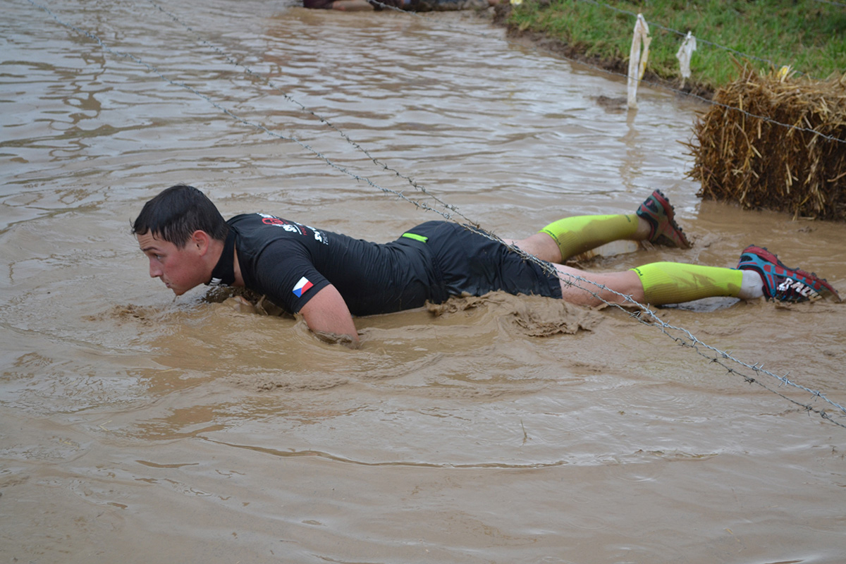 Spartan Race Litovel Sprint 2017