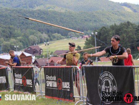 Spartan Race Valčianska Dolina 2017
