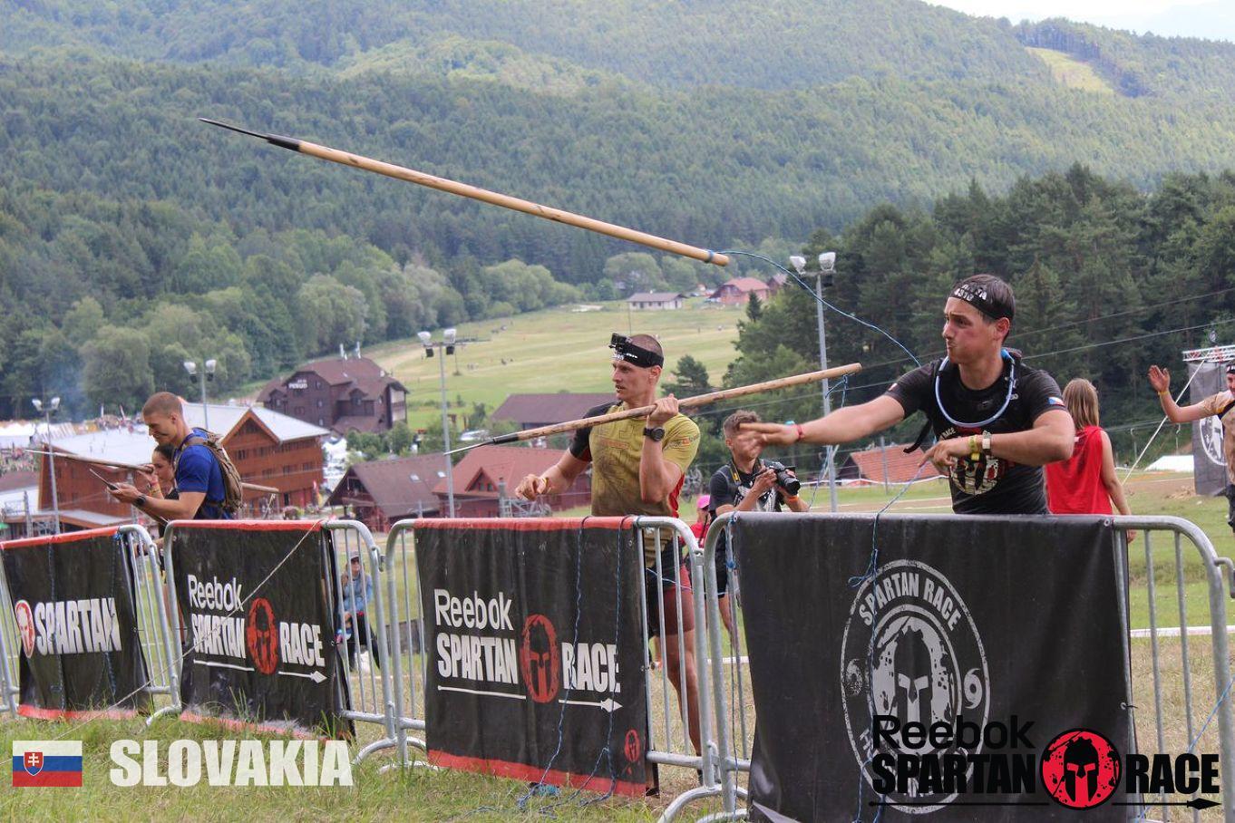 Spartan Race Valčianska Dolina Super 2017