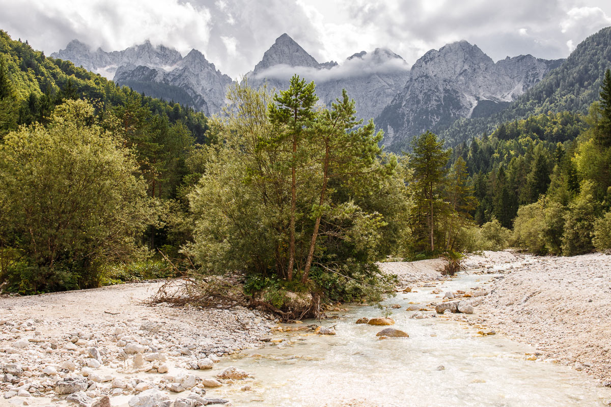 Slovinsko - Sava Dolinka