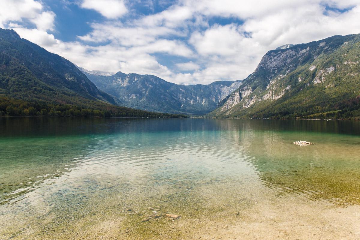 Slovinsko - Bohinj