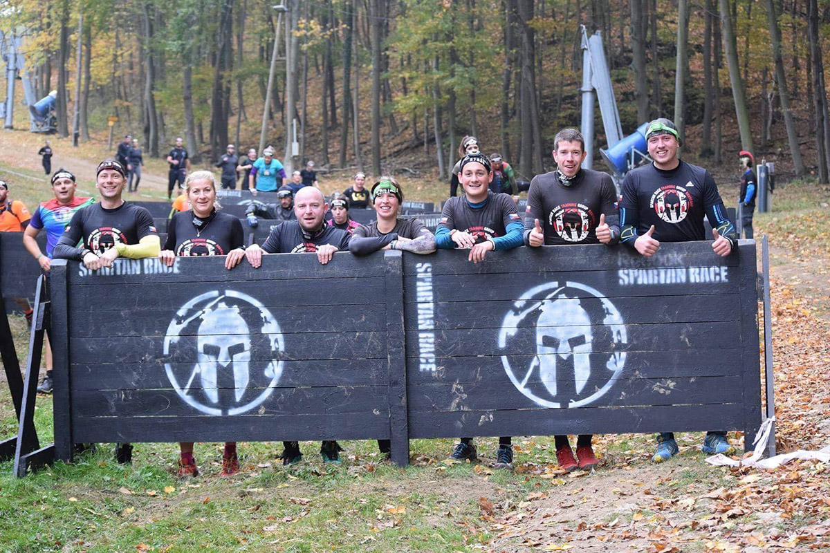 Spartan Race Sprint Eplény 2017