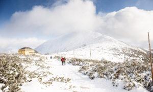 Výlet na Sněžku