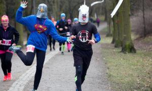 Valentýnský Běh v Plzni 2018