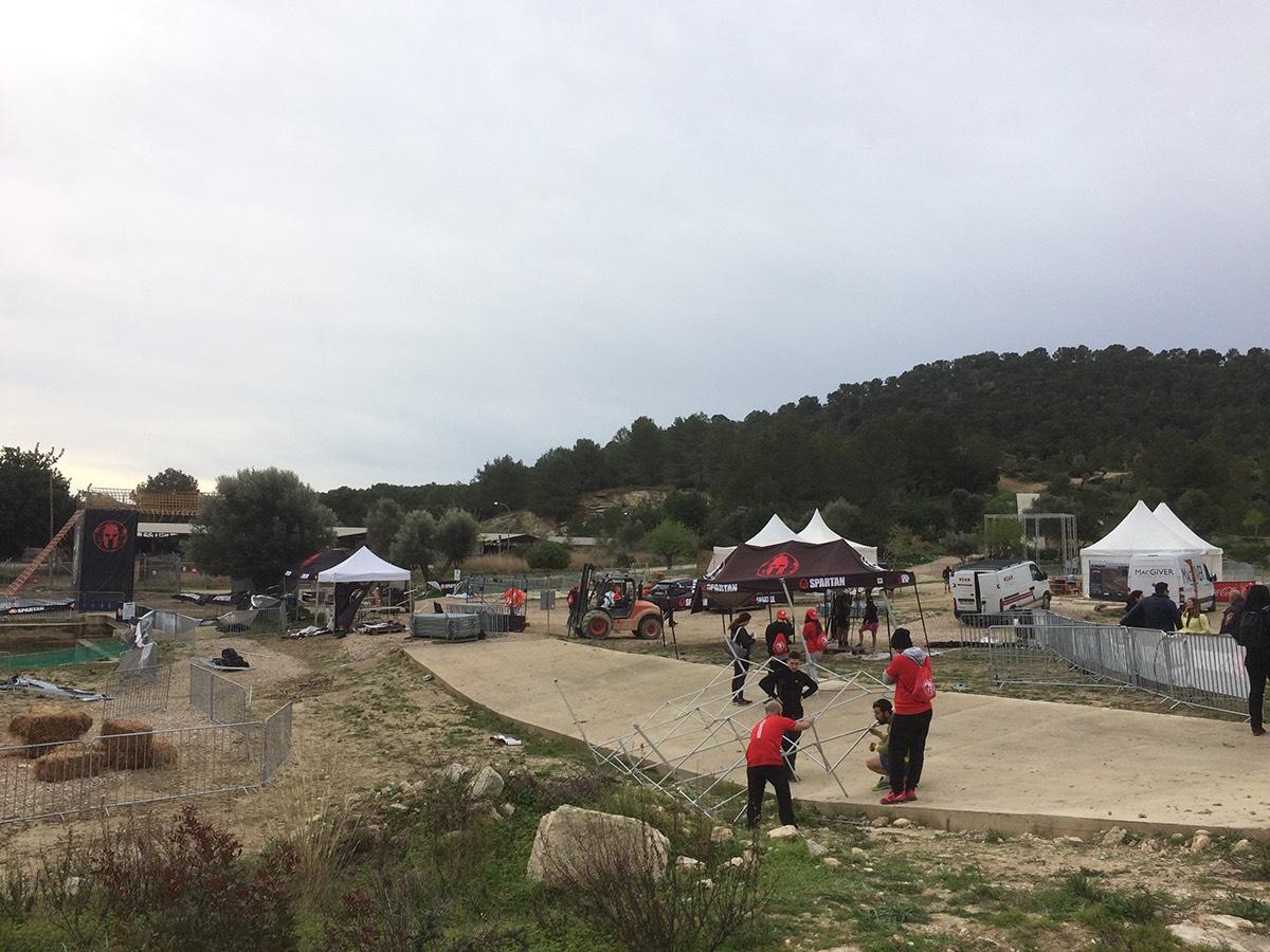 Spartan Race Super Mallorca 2018