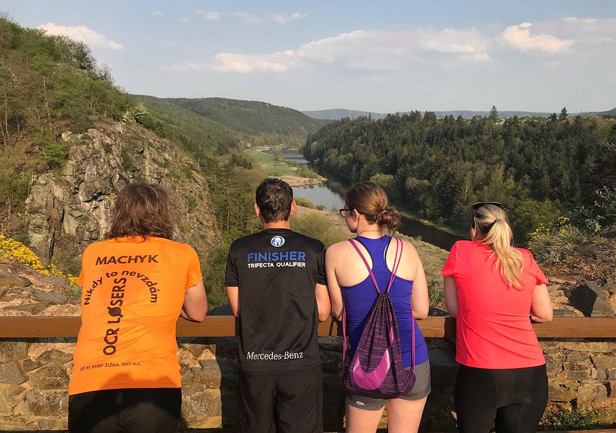 Spartan Race Training Group Rokycany soustředění