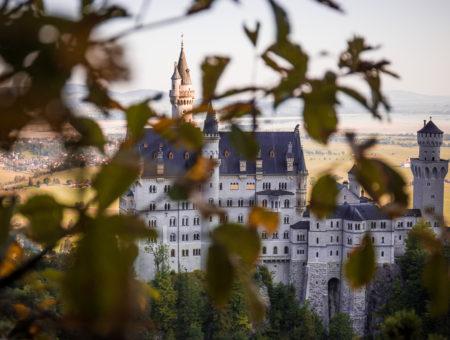 Výlet na zámek Neuschwanstein