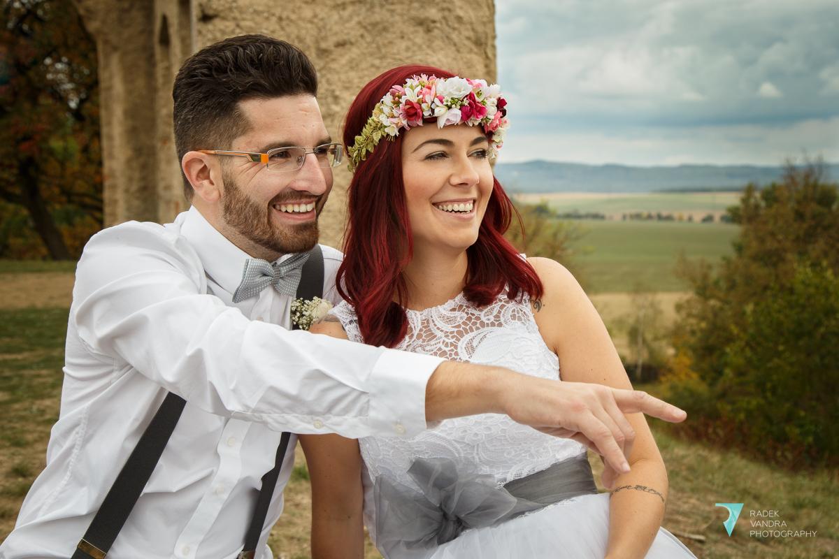 Svatební fotograf Radek Vandra