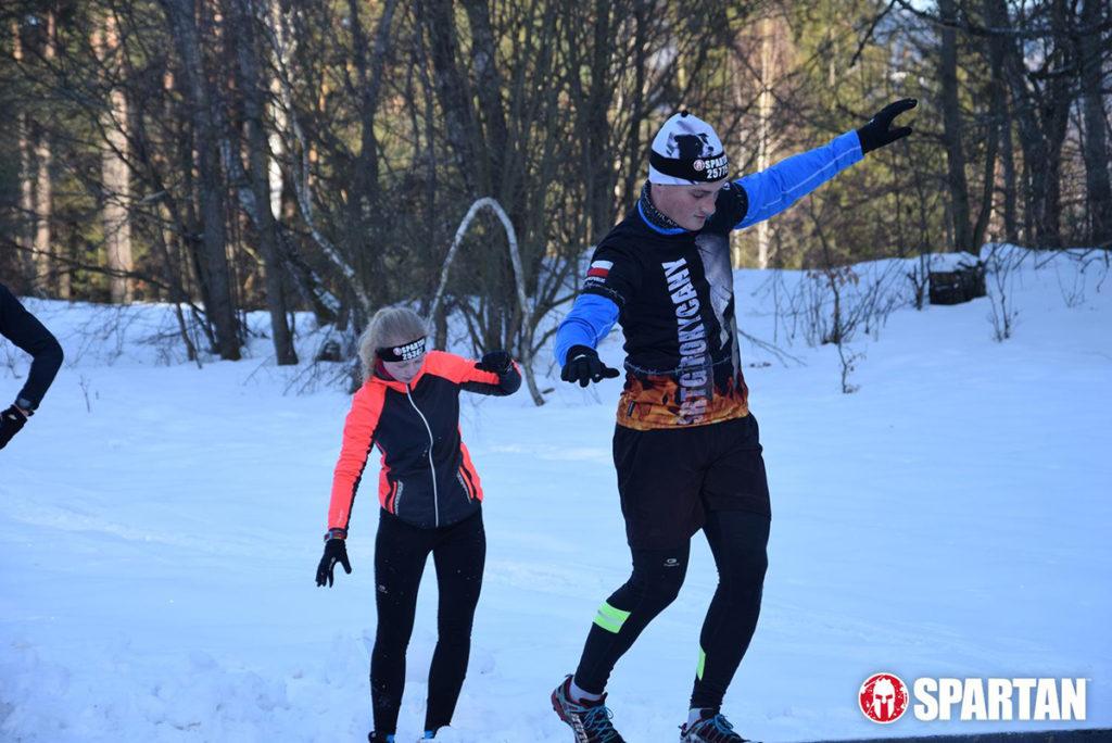 Winter Spartan Sprint Vratislavice 2019
