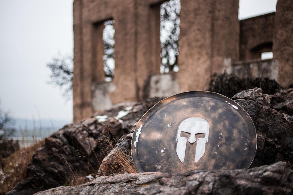 Spartanská odysea