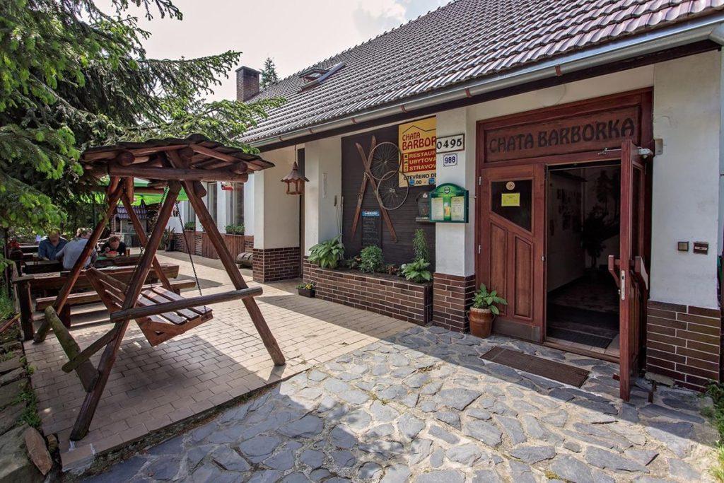 Ubytování se psem v Beskydech - Chata Barborka