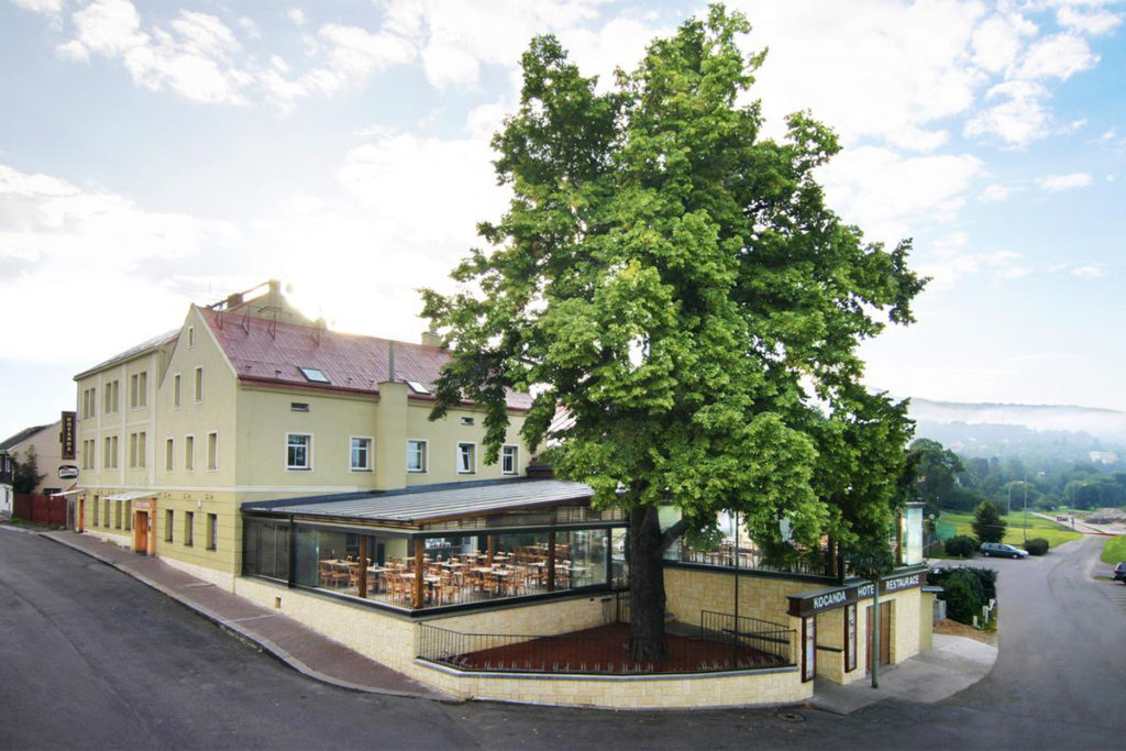 Ubytování se psem - České Švýcarsko - Děčín - Hotel Kocanda