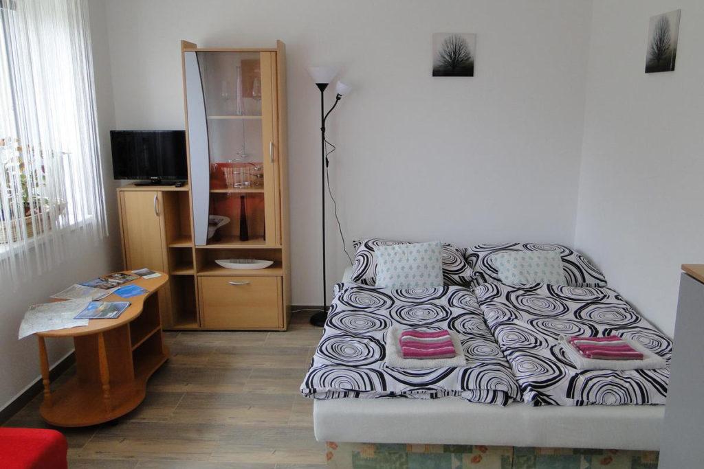 Ubytování se psem na Třeboňsku - Apartmán Lhota