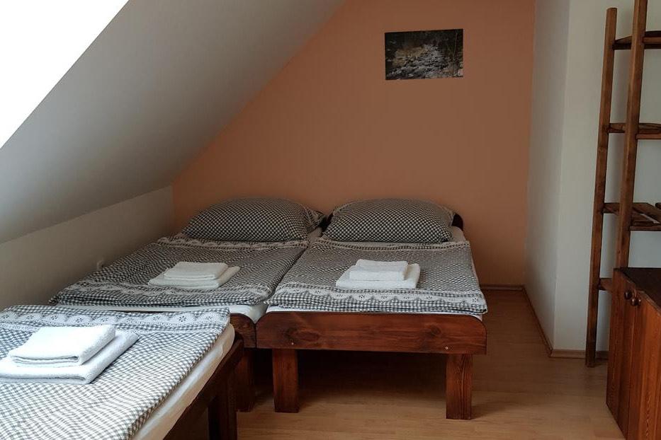 Ubytování se psem na Třeboňsku - Ubytování U Kotrbů
