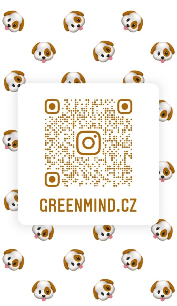 Instagram Greenmind.cz
