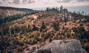 Hřebenovka Plechý – Třístoličník, aneb 3 státy během 5 vteřin