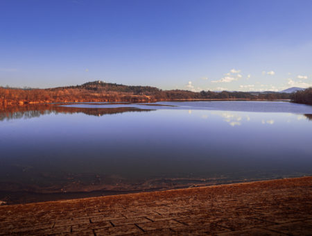 Vodní nádrž Klabava